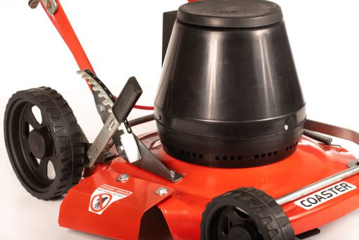Professional Coaster Lawnmower No Grassbox